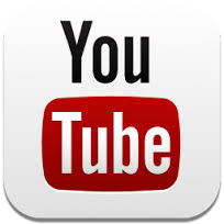 Social media icon for YouTube
